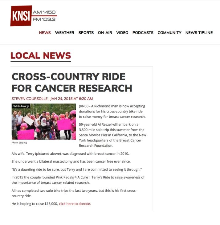 KNSI Media Pick Up Screen Shot