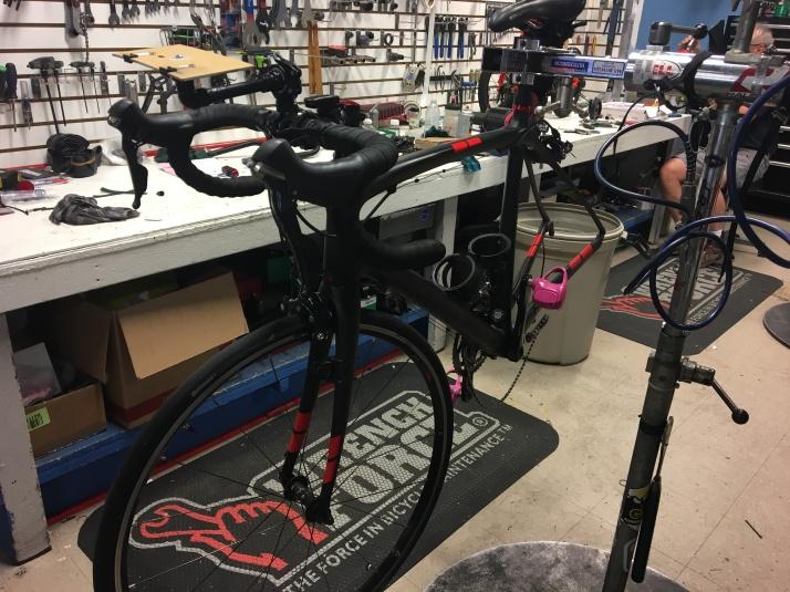 BikeFixOnRack