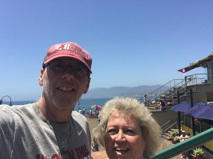 Santa Monica Pier IMG_2864