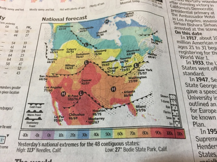USA Today heat extreme temps IMG_3074