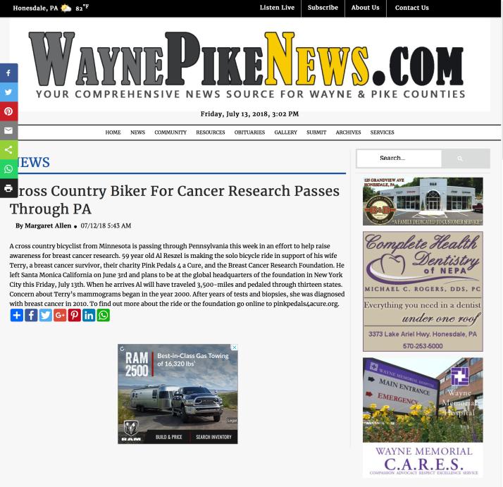 PP4AC_Media Wayne Pike News